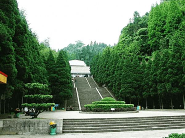 教学点·井冈山革命烈士陵园